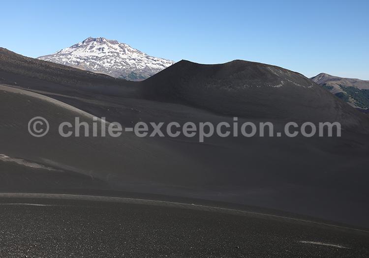Panorama depuis le Cratère Navidad