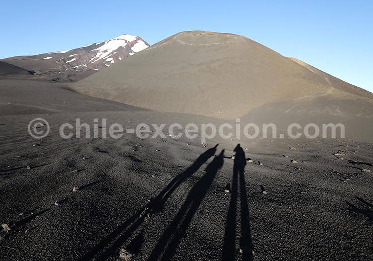 Ascension du cratère Navidad, Malalcahuello