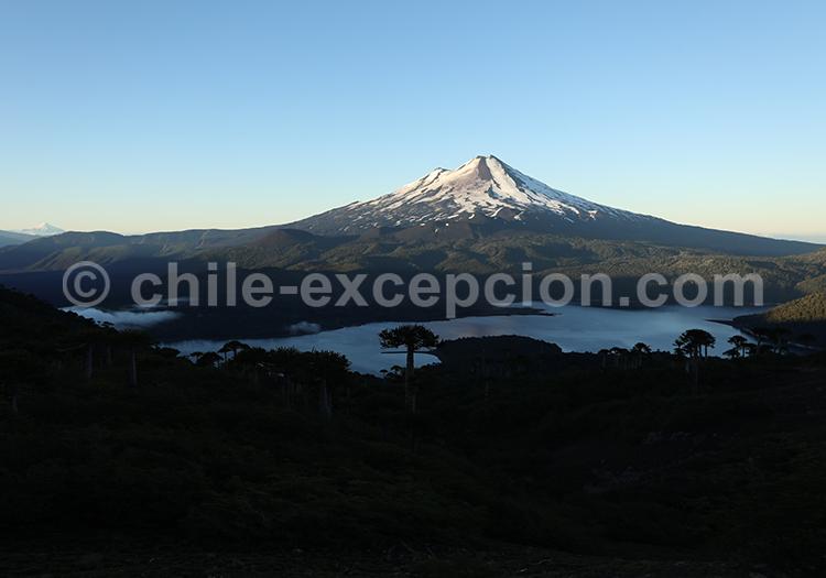 Parc National Conguillio, Chili