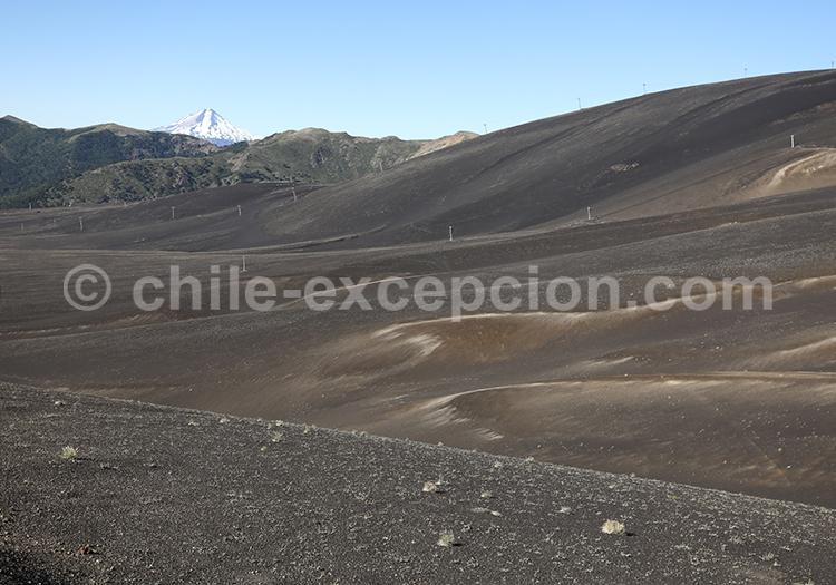 Randonnée cratère Navidad, Malalcahuello
