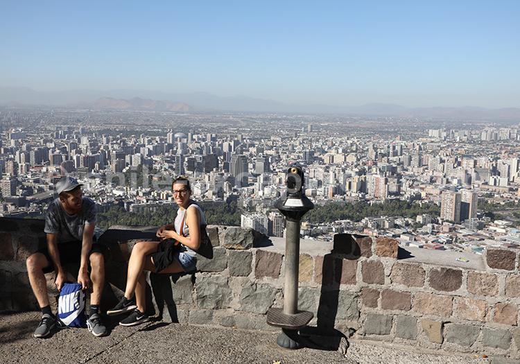 Que voir au Cerro San Cristóbal ?