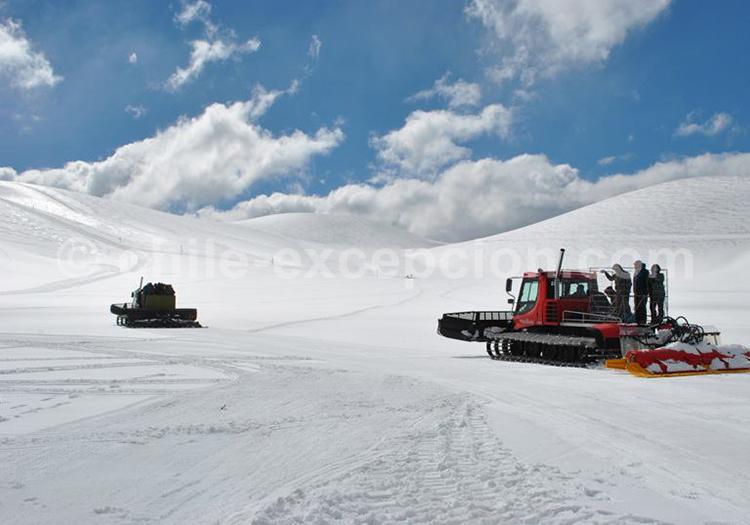 Station de ski Corralco