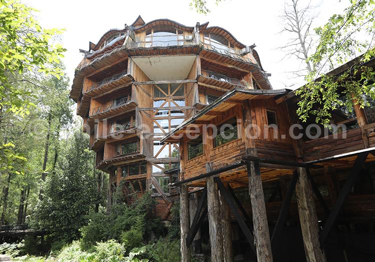 Nothofagus Spa Hotel, Réserve de Huilo Huilo