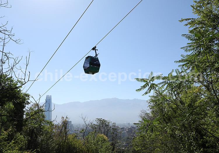 Telephérique du Cerro San Cristóbal