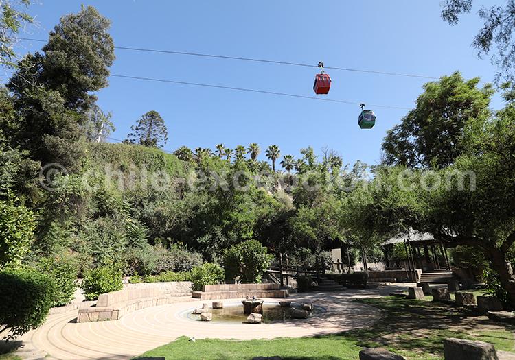 Visite privée de Santiago du Chili