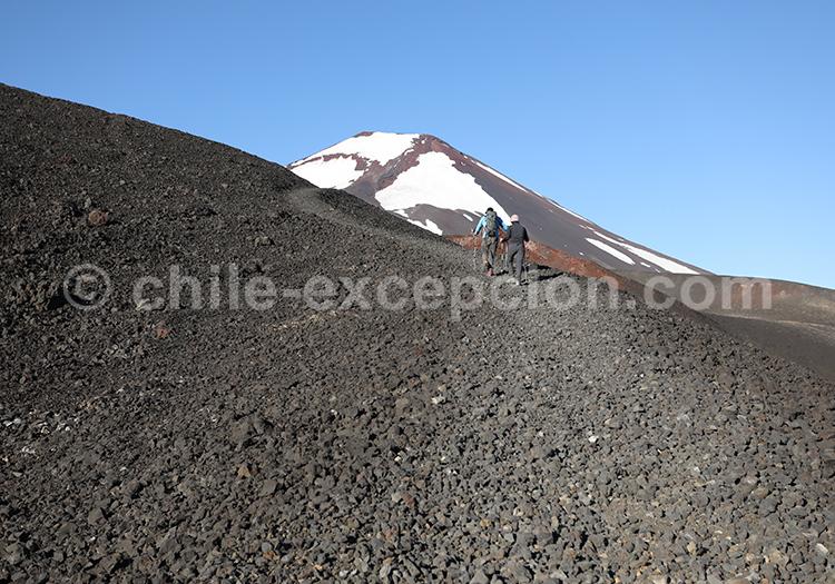 Cratère Navidad, Chili