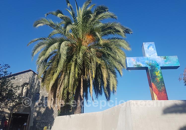 Comment aller au Cerro San Cristobal à Santiago de Chile avec l'agence de voyage Chile Excepción