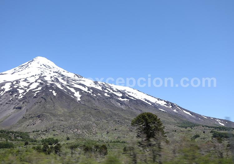 Volcan Lanín