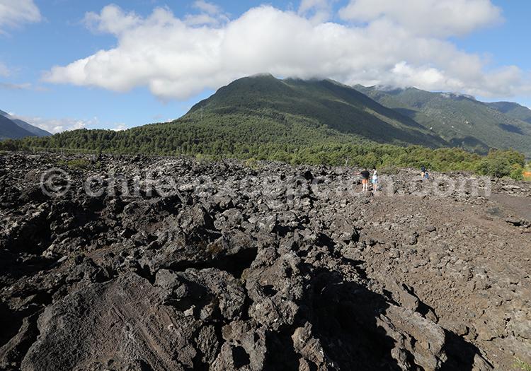 Escorial Volcán Llaima