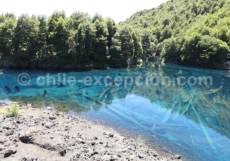 Laguna Arco Iris