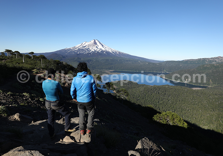 Parc national Conguillio