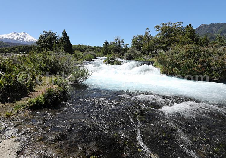 Saut de Pichi Truful, Chili