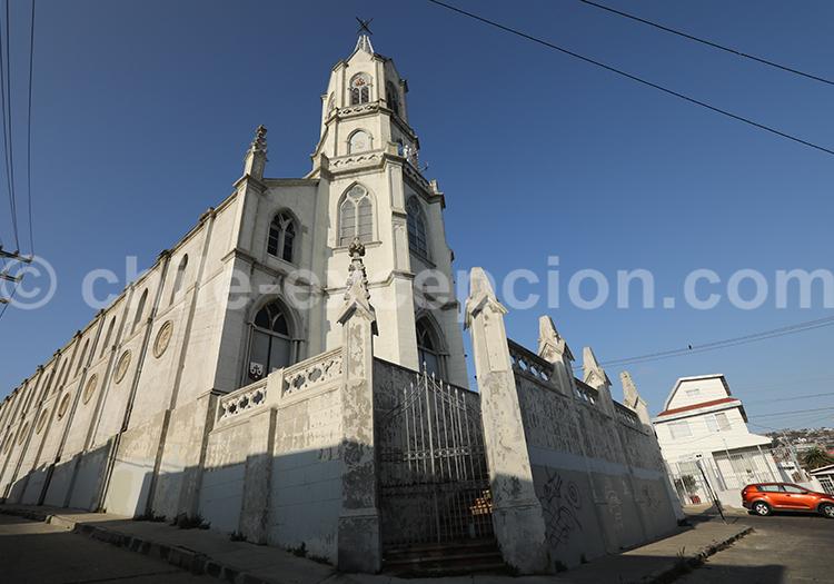 Parroquia Nuestra Señora del Carmen, Cerro Florida, Valparaiso