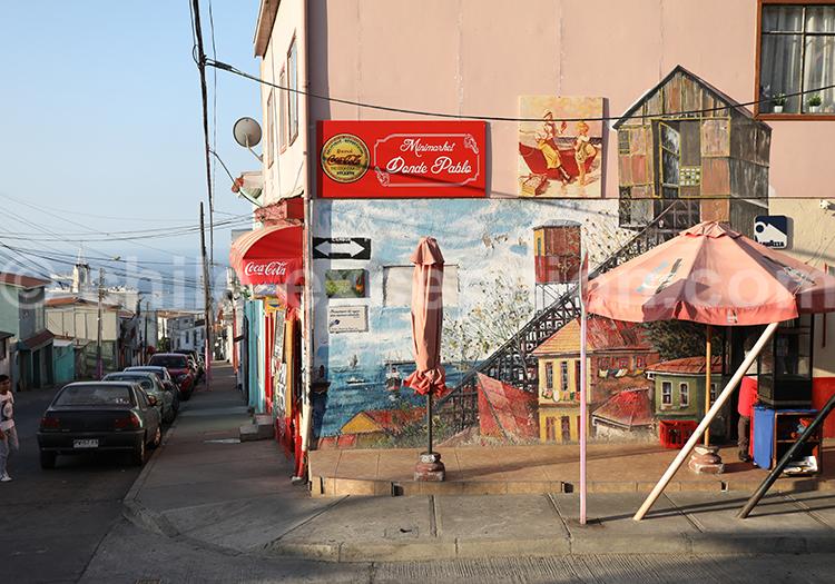 Visite de Valparaiso en deux jours