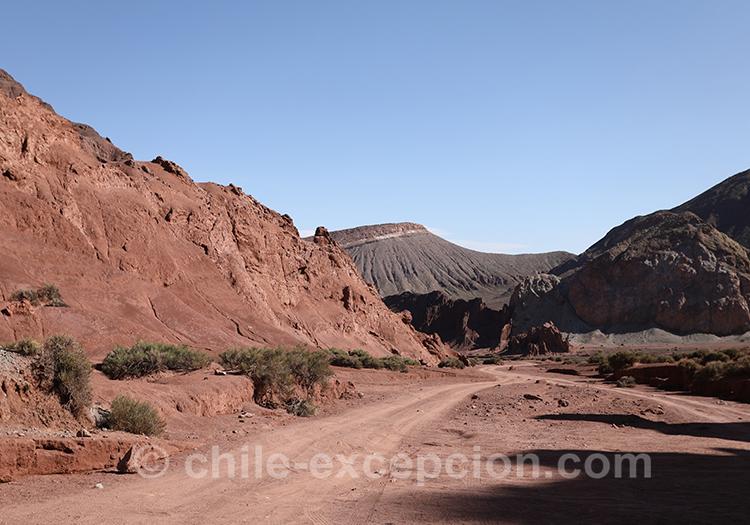 Vallée arc-en-ciel, Chili