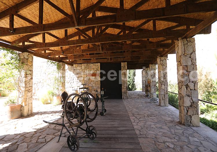Route du pisco, Distillerie Pisco Mistral