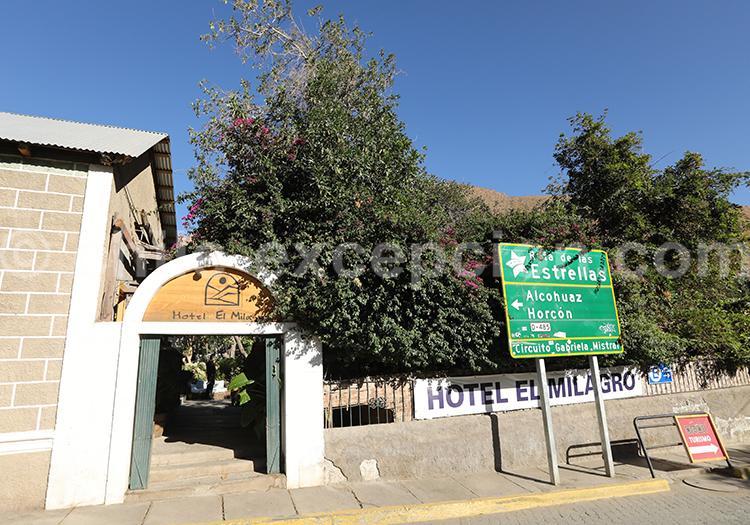 Hôtel El Milagro, ruta de las estrellas