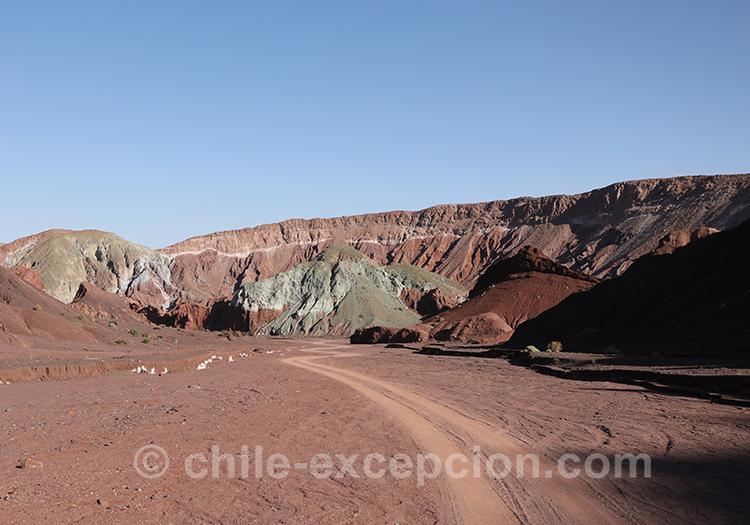 Voyage sur mesure, désert d'Atacama