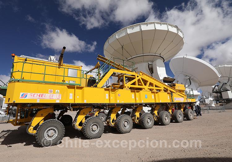 Visite et découverte de l'astronomie le weekend à Atacama