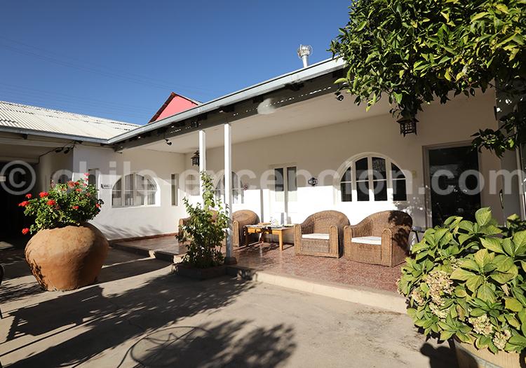 Hôtel El Milagro, voyage au Nord du Chili