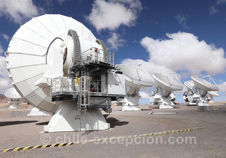 Voyage astronomique sur mesure au Chili