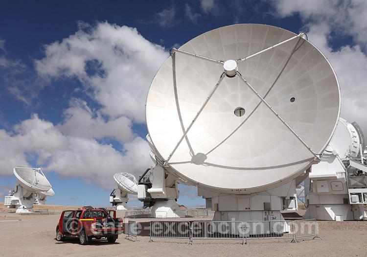 Le plus grand observatoire astronomique au monde