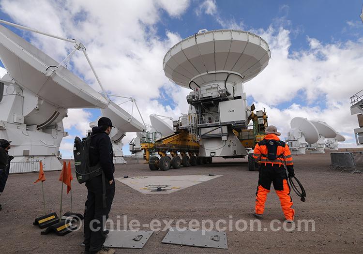 Observatoire Alma, principal observatoire astronomiqu