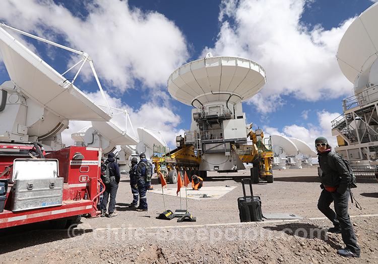 Atacama Large Millimeter Array, Chile