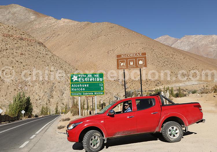 Voyage insolite au Chili