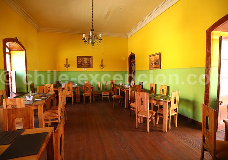 Club Social, meilleurs restaurants du Nord du Chili