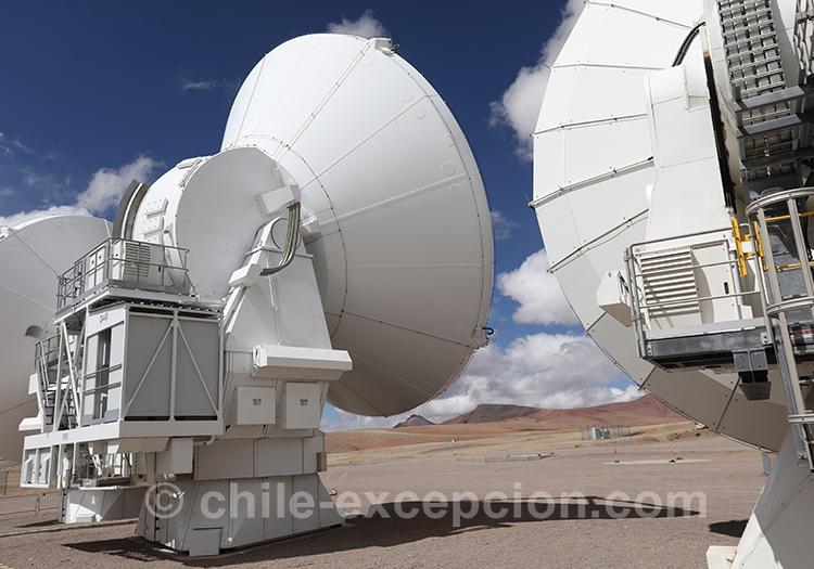 Observatoire Alma, Atacama