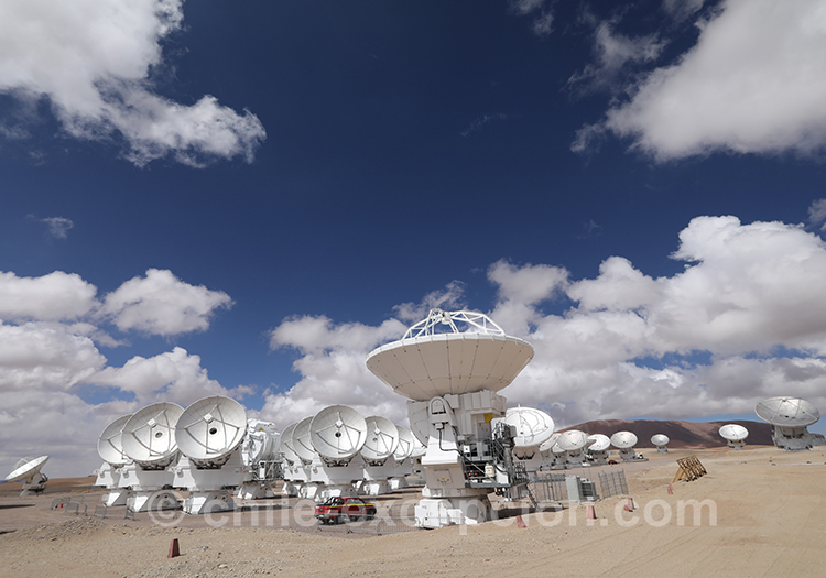 Faire de l'astro tourisme au Chili