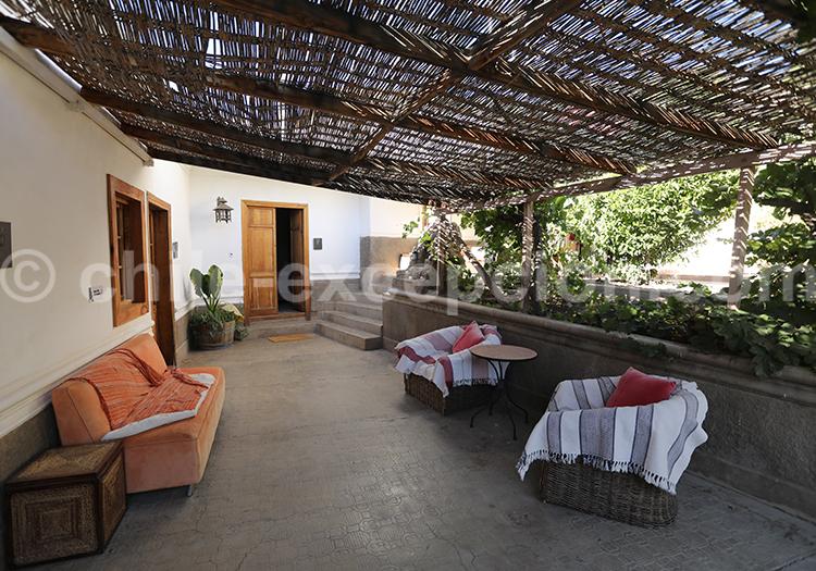 Hôtel El Milagro, Chili