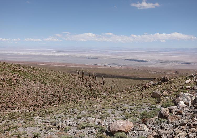 Observatoire Alma, désert du Chili