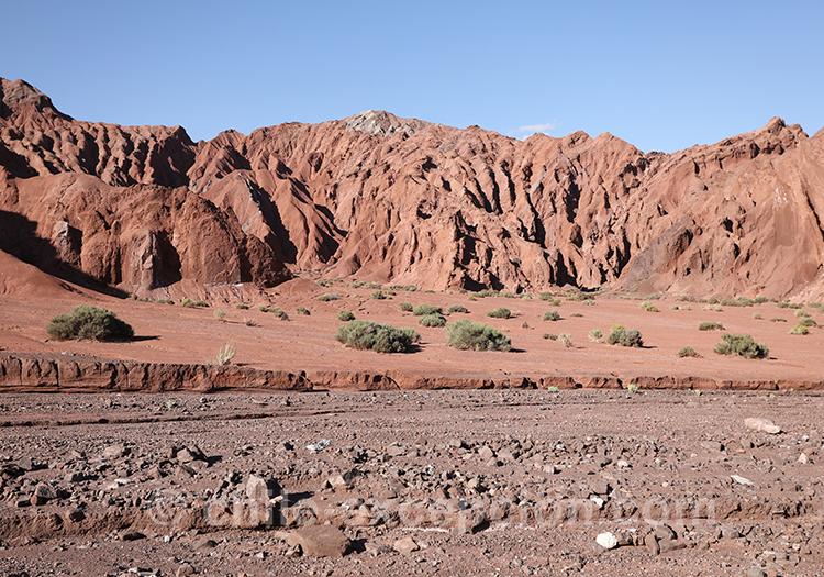 Valle del Arcoiris, San Pedro de Atacama, Chili