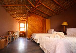 Hôtel Kimal, chambre double