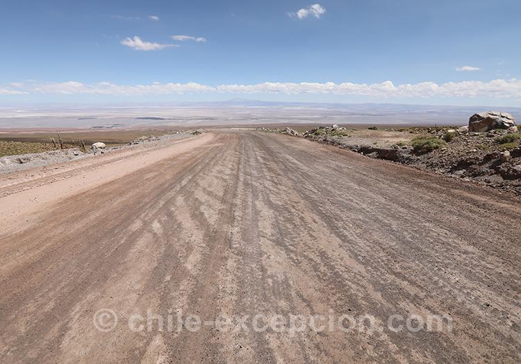Excursion privée observatoire Alma, Chili