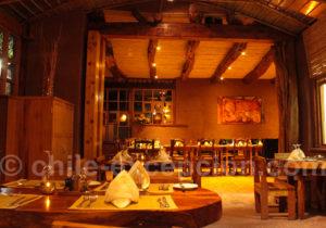 Restaurant Paacha, hotel Kimal