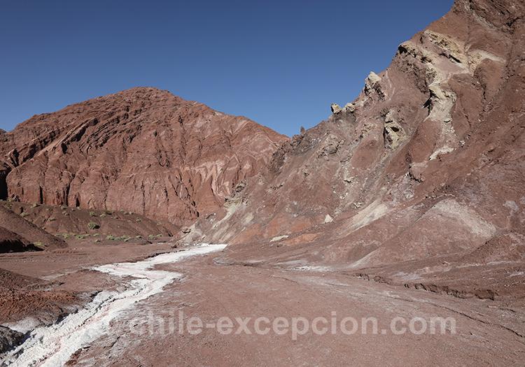 Visite guidée organisée, Valle del Arcoiris