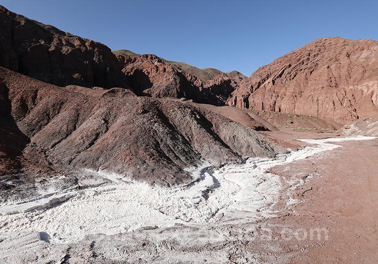 Arcoiris Valley, Chile