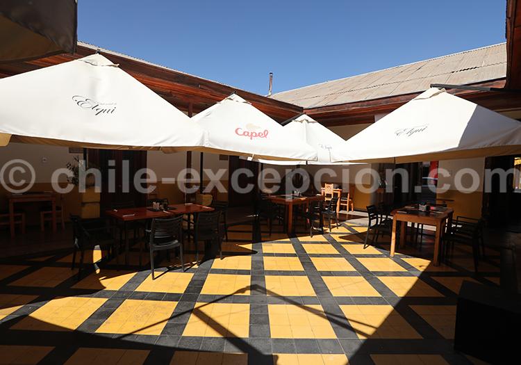 Restaurant Club Social