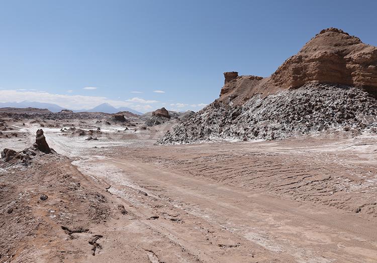 Vallecito, San Pedro de Atacama