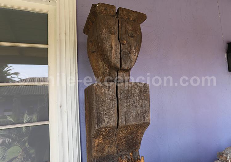 Musée Colchagua, Santa Cruz