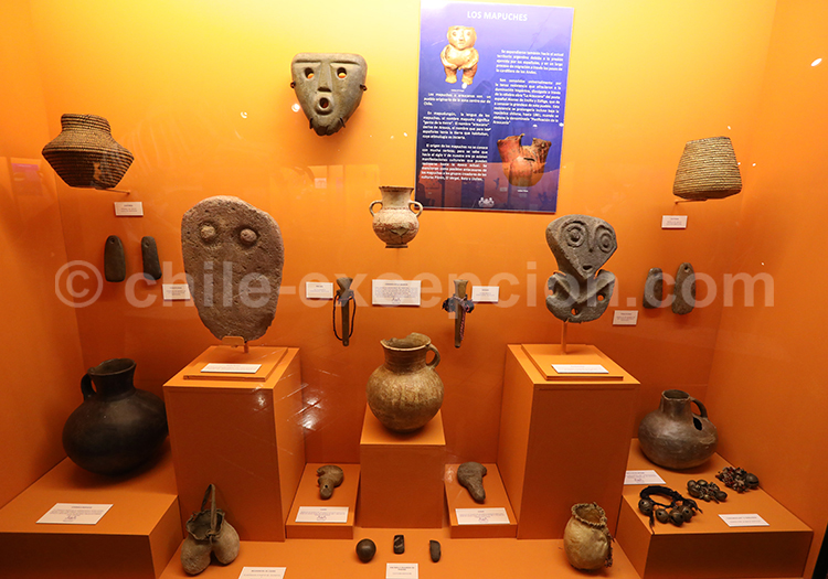 Musée Colchagua, exhibition Mapuche, Chili