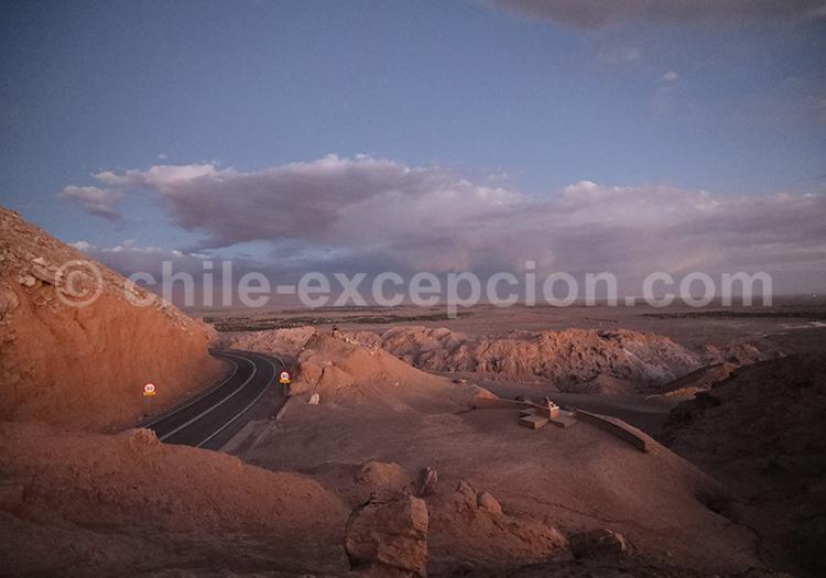 Mirador Piedra del Coyote, volcan Licancabur
