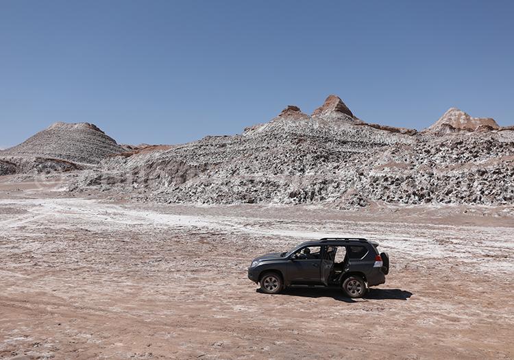 Excursion dans le désert, séjour sur mesure au Chili