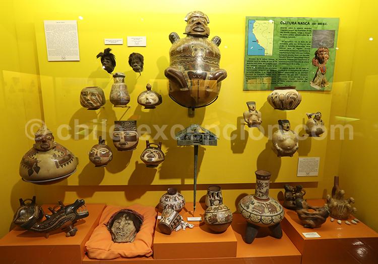 Culture Nasca, Musée Colchagua