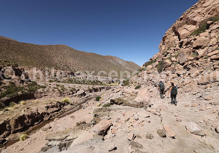 Trekking autour de San Pedro de Atacama