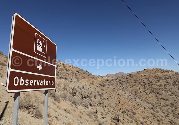 Ruta de las estrellas, Chile