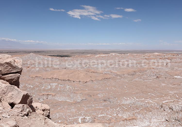 Circuit Mirador Piedra del Coyote, Chili